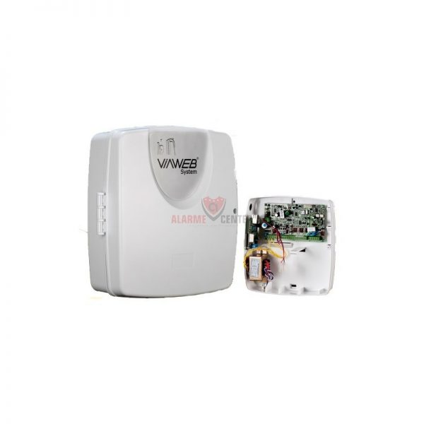 viaweb kit alarme residencial