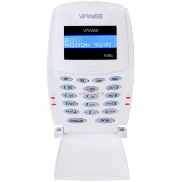 Teclado de alarme 128s viaweb system