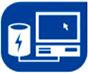 UPS no-breaks Bateria Moura estacionaria vrla